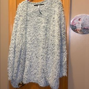 SO SOFT! Fuzzy/Shaggy Sweater! XXL